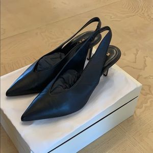 M. Gemi - Atto shoes - BLK